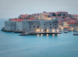 mediterranean cruises - crystal cruises