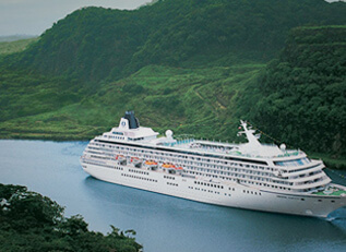 panama canal cruises -  crystal cruises